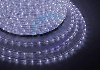 Дюралайт LED, эффект мерцания (2W) - белый, 36 LED/м, бухта 100м, фото 1