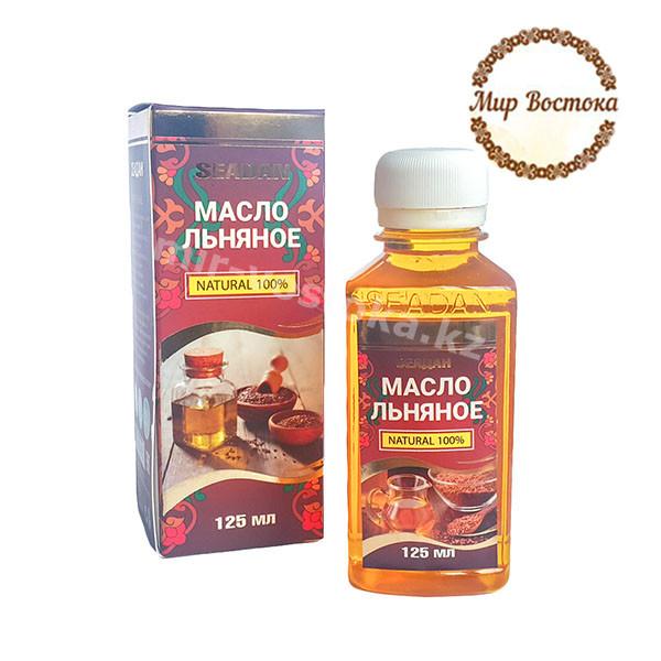 Льняное масло Seadan 125 мл