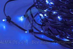 "Гирлянда ""LED ClipLight"" 12V 300 мм, цвет диодов Синий"