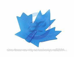 """Колпачок """"кленовый лист"""" (для гирлянд Original/Professioanl) синий"""