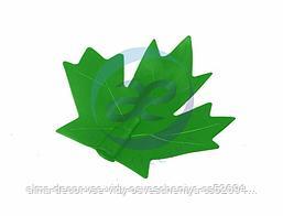 """Колпачок """"кленовый лист"""" (для гирлянд Original/Professioanl) зеленый"""