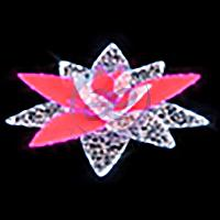 Декоративная фигура Цветок-2 300 см