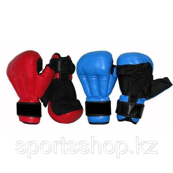 Перчатки для рукопашного бой кожа 4QZ, 6QZ, 8QZ, 10QZ - фото 2