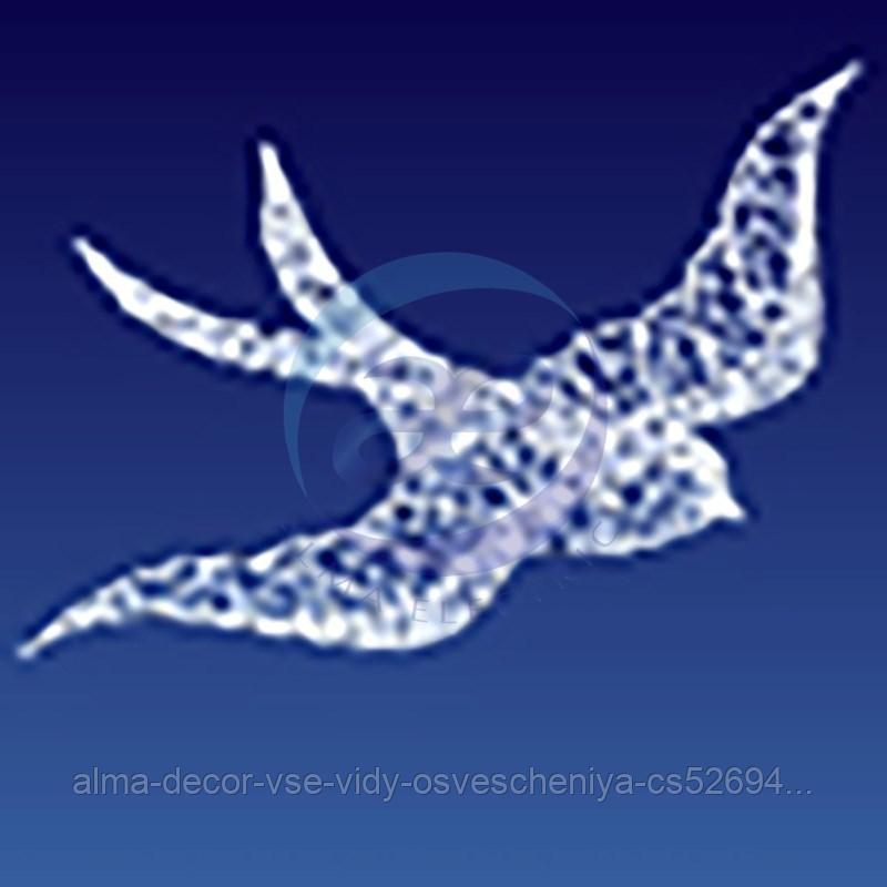 Птица-1 100 см (цвет на выбор)
