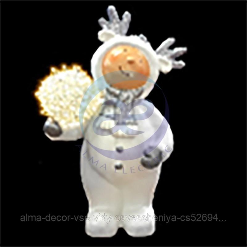 Олененок «Snowy-2» (цвет на выбор)