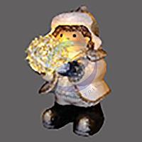 Композиция «Зимние забавы-4» (цвет на выбор)