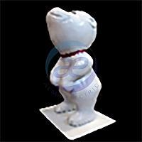 Медведь «Полярный-1» (цвет на выбор)
