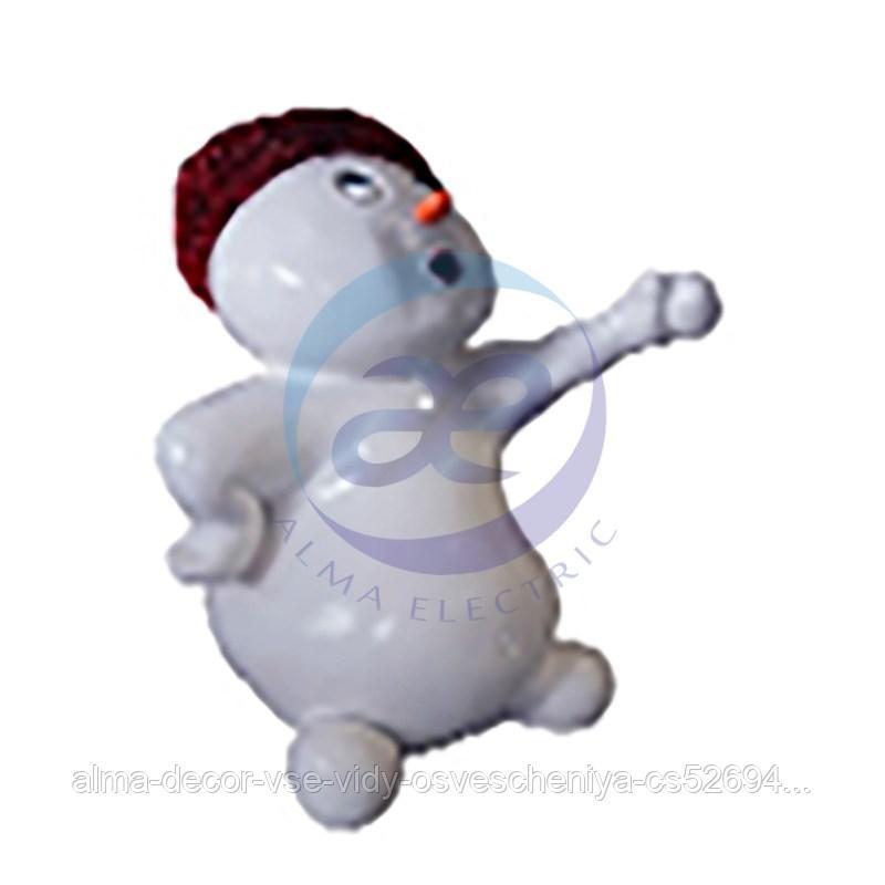 Снеговик «Ниппи-2» (цвет на выбор)
