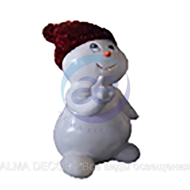 Снеговик «Ниппи-3» (цвет на выбор)