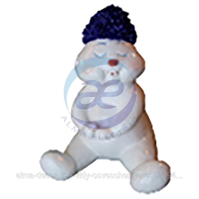 Снеговик «Ниппи-6» (цвет на выбор)