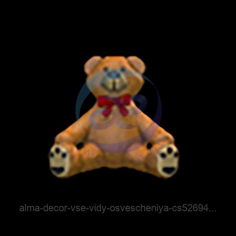 Медведь 150 см (цвет на выбор)
