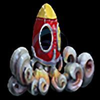 Ракета «Tornado» (цвет на выбор)