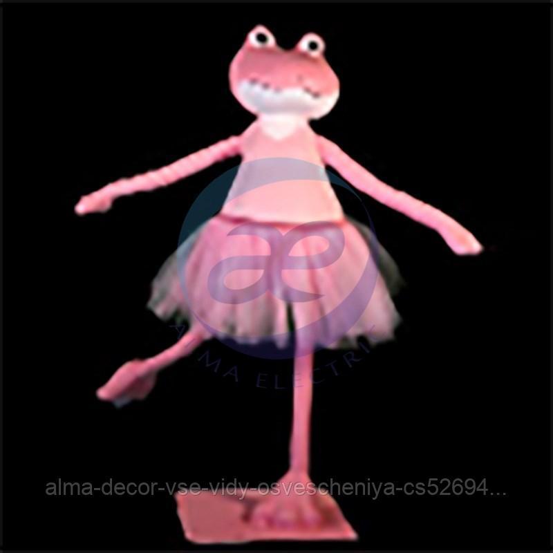 «Dancing Frogs-2» (цвет на выбор)