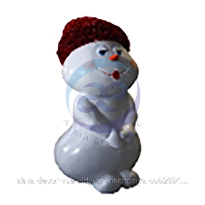 Снеговик «Ниппи-4» (цвет на выбор)