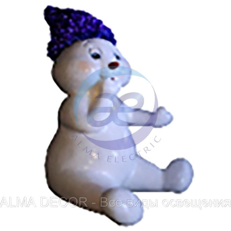 Снеговик «Ниппи-5» (цвет на выбор)