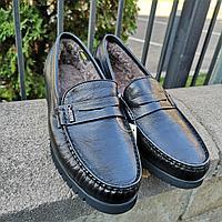 Зимняя обувь в натуральная кожа