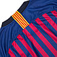 Футбольная форма Барселона  с длинными рукавами сезона 2018-19 домашняя, фото 3
