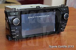 Автомагнитола Toyota Corolla 2013 Winca S100