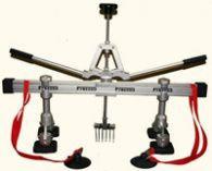 F 058 Приспособление для правки 850 мм c 4 опорами