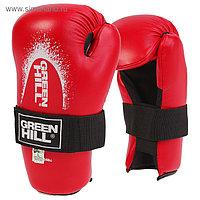 Перчатки для единоборств 7-contact, размер L, цвет красный