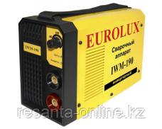 Сварочный аппарат EUROLUX IWM 190, фото 2