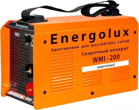 Сварочный аппарат ENERGOLUX WMI-200, фото 2