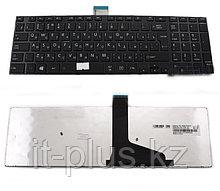 Клавиатура для ноутбука Toshiba Satellite S50, 9Z.N7USU.M0R/ RU, черная