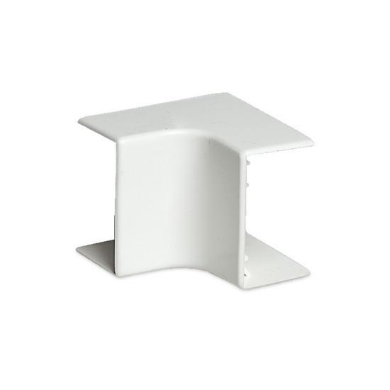 Угол внутренний РУВИНИЛ УВН-20х10 для РКК-20х10 Белый (20 штук в пакете)