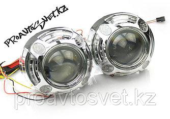 Декоративная маска, бленда Led Panamera Mask 3.0inch