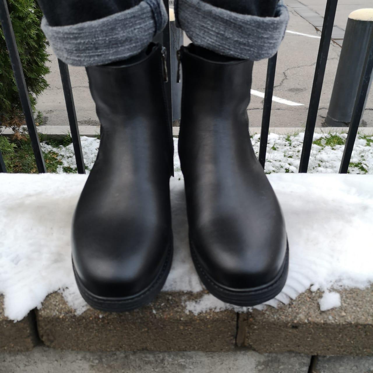 Зимние мужские сапоги - фото 2