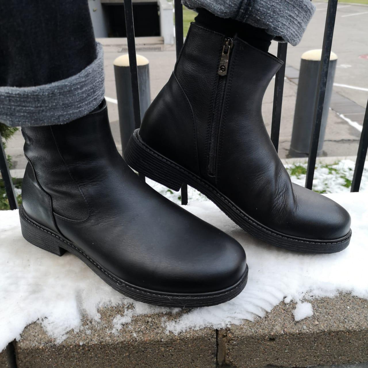 Зимние мужские сапоги - фото 3