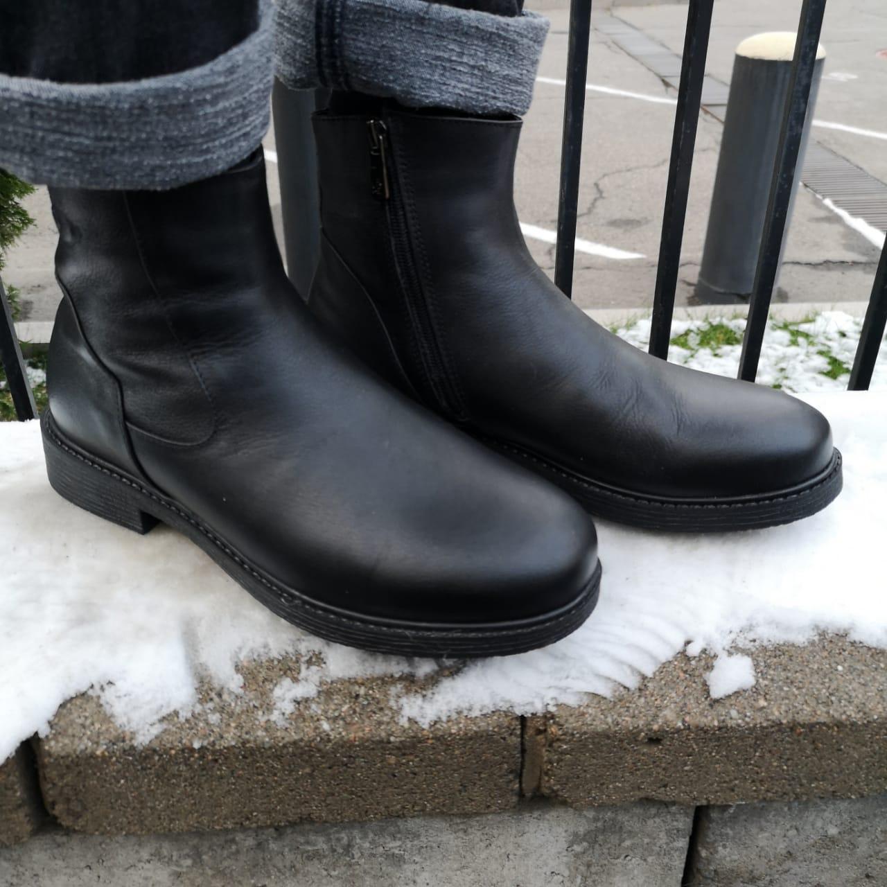 Зимние мужские сапоги - фото 4