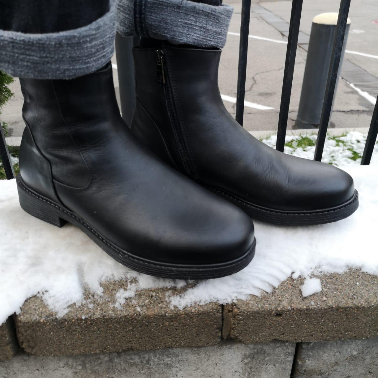 Зимние мужские сапоги - фото 5