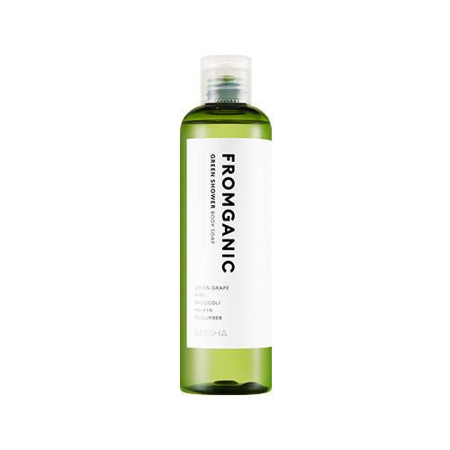 Жидкое мыло для тела Fromganic Body Soap (Green Shower)
