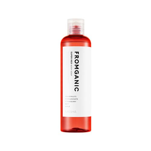 Жидкое мыло для тела Fromganic Body Soap (Super Red)