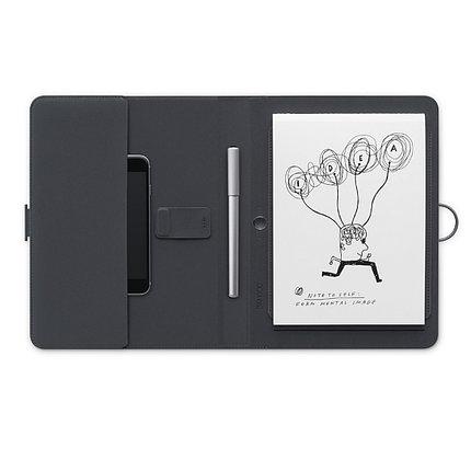 Графический планшет (Автономное перо + блокнот) Wacom Bamboo Spark (CDS-600С) Серый, фото 2