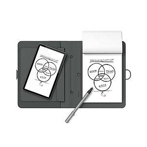 Графический планшет (Автономное перо + блокнот) Wacom Bamboo Spark (CDS-600P) Серый, фото 2