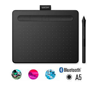 Графический планшет Wacom Intuos Medium Bluetooth (CTL-6100WLK-N) Чёрный, фото 2