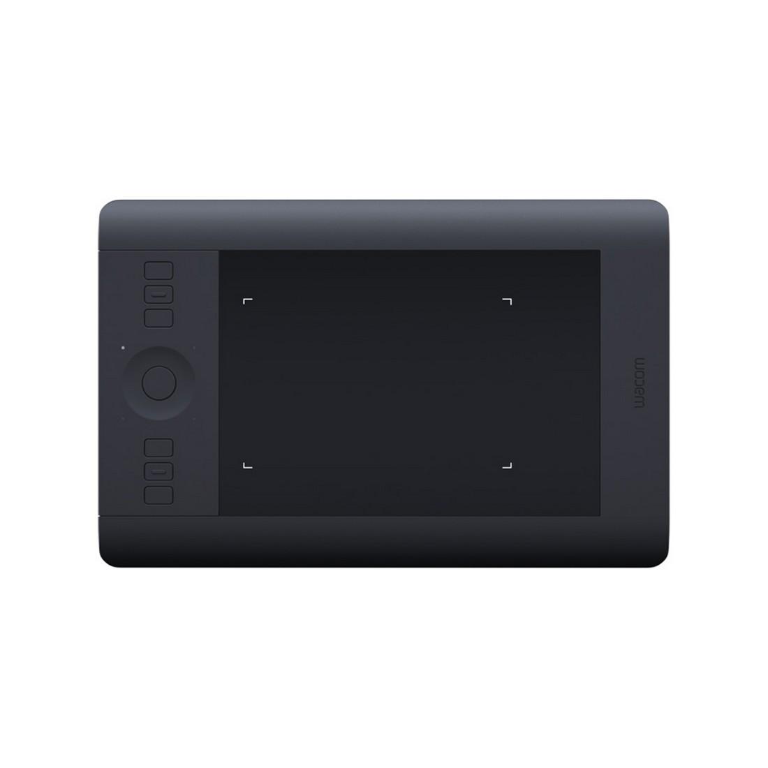 Графический планшет Wacom Intuos Pro Small EN/RU (PTH-451) Чёрный