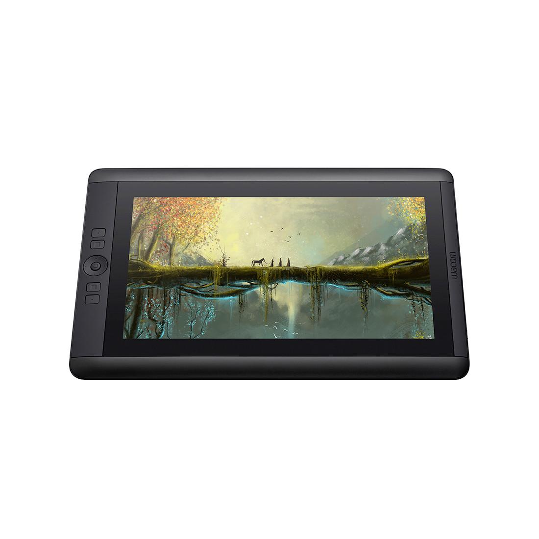 Графический планшет Wacom Cintiq 13HD RU/PL/EN (DTK-1300) Чёрный
