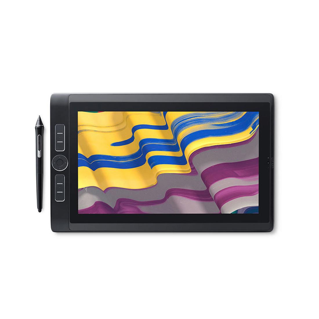 Графический планшет Wacom Mobile Studio Pro 13 512GB EU (DTH-W1320H) Чёрный