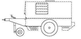 Комплект колес для MOSA TS 300 SC/EL