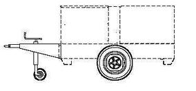 Комплект колес для MOSA TS 415, 615 SL/EL