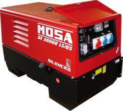 Дизельная электростанция MOSA GE 20000 LS/GS-EAS