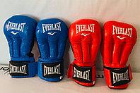 Перчатки рукопашный бой кожа