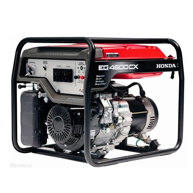 Генератор бензиновый Honda EG 4500 CX
