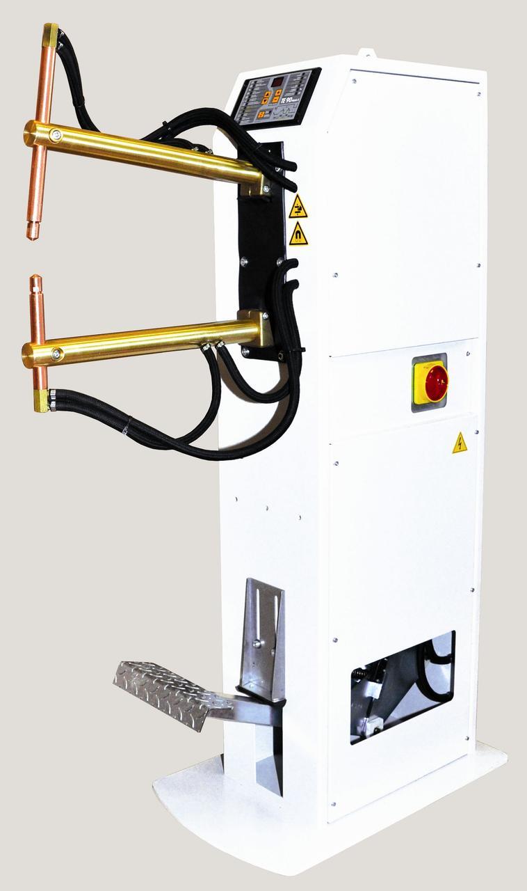 Машина для контактной сварки TECNA 4643NE с радиальным ходом плеча