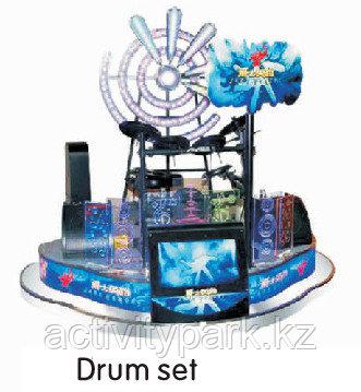 Игровые автоматы - Drum set