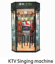Игровой автомат - KTV Singing machine (Караоке)