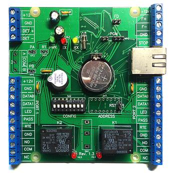 Контроллер  СКУД «SIGUR E300H»